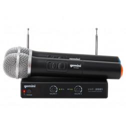 GEMINI VHF-02M S4/8 ασύρματο μικρόφωνο