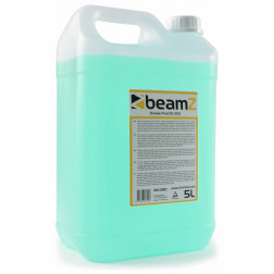 Beamz 160.580 Υγρό μηχανής καπνού 5lt ECO Πράσινο
