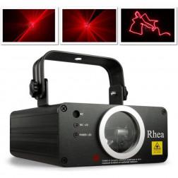 Beamz Rhea Laser Effect Red DMX