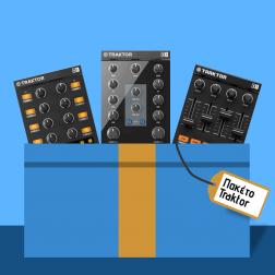 Φορητό Πακέτο DJ - Traktor Set