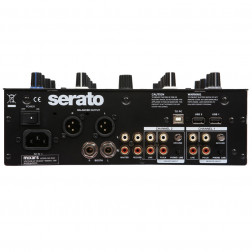 Mixars Duo 2 Channel Battle Mixer με Serato DJ και Δωρο Serato DVS plugin αξιας 99 ευρω