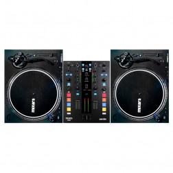 Mixars DUO  2 x STA Bundle για επαγγελματίες DJ και scratching