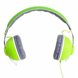 iDance HIPSTER 705 lifestyle retro ακουστικά σε πράσινο χρώμα