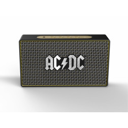 iDance ACDC Classic 3 retro vintage style φορητό ηχείο με επαναφορτιζόμενη μπαταρία και Bluetooth