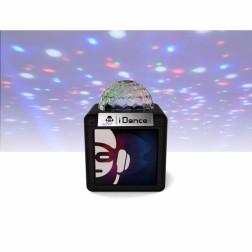 Φορητό αυτοενισχυόμενο ηχείο iDance CUBE NANO CN-1 BLACK