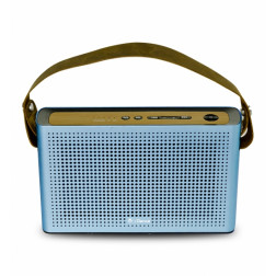 iDance Slim Blue2 SB2 Φορητό Ηχείο Bluetooth -Mπλε