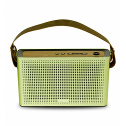 iDance Slim Blue2 SB2 Φορητό Ηχείο Bluetooth -Πράσινο