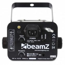 Beamz LED Wildflower Scanner ρομποτικό RGBW LED με Gobo