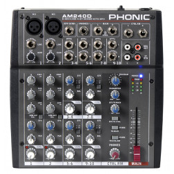 PHONIC AM 240D Mixer