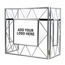 Πτυσσόμενη Βάση τραπέζι για DJ American Audio Pro Event Table
