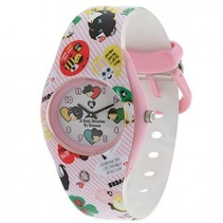 Harajuku lovers Sealed With A Kiss watch