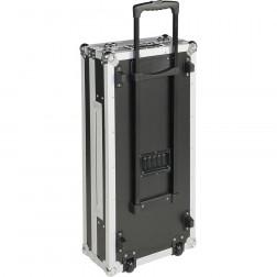 """Walkasse WM-12MF1TRIGLB Trolley Flight Case για 12"""" Mixer & Controllers"""
