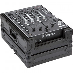"""Walkasse WM-12MPLUSBKGL. Case for Mixer or CD Player 12"""". Black Edition"""