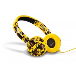 Ακουστικά iDance Track 50 σε κίτρινο χρώμα