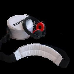 Zomo Scratch-Bag άσπρη θήκη για ακουστικά