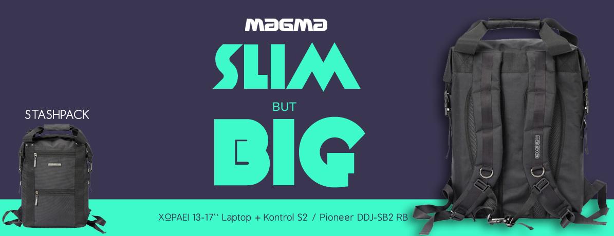Magma pro DJ bags