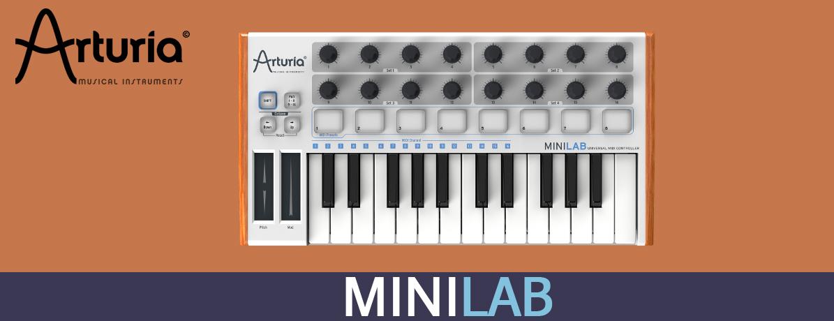 Arturia Minilab