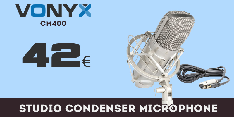 Pro mic at special Price