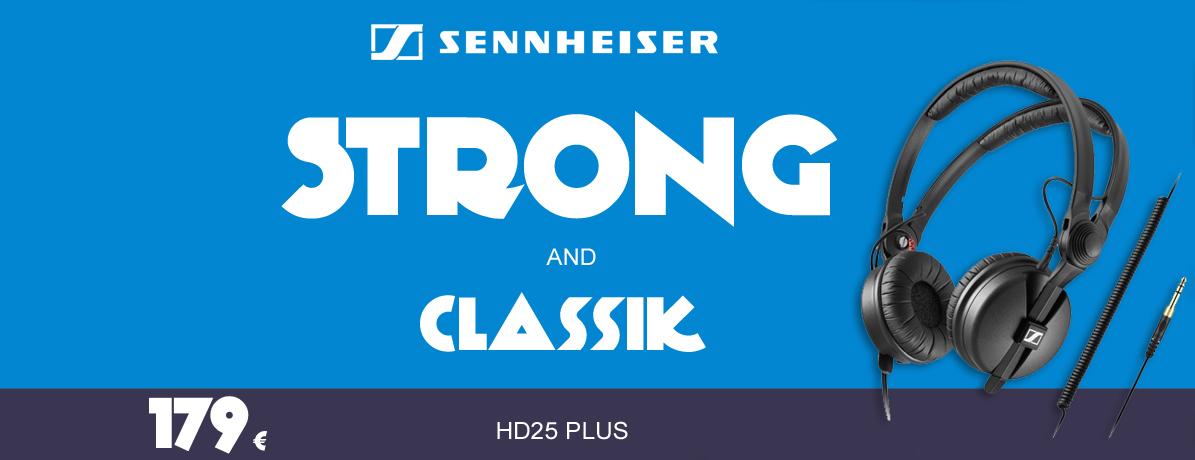 HS25 SENNHEISER