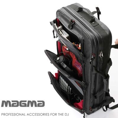 Magma DJ bags
