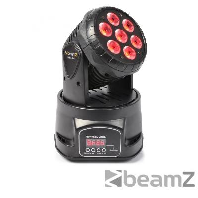 Beamz professional dj lighting