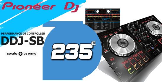 Pioneer DDJ SB