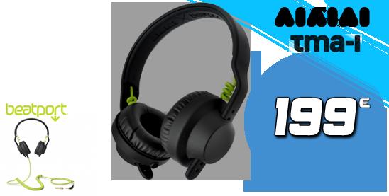 Aiaiai Limited Beatport DJ headphone