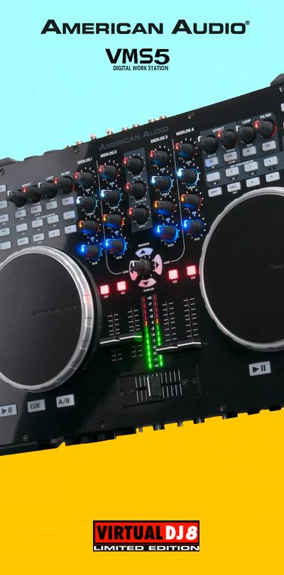 ΜΙΚΤΗΣ KAI DJ CONTROLLER VIRTUAL DJ