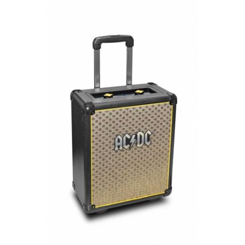 ACDC TNT-3 Vintage Style Ενεργό φορητό Ηχείο με μπαταρία MP3 USB Bluetooth και μικρόφωνο