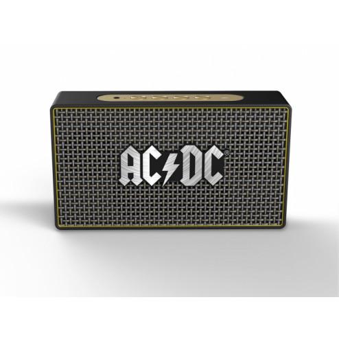 iDance ACDC Classic 3 retro vintage style φορητό ηχείο με επαναφορτιζόμενη μπαταρία και Bluetooth