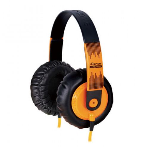 Ακουστικά iDance SEDJ400 πορτοκαλί