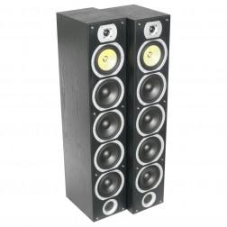 Πλήρες Hi-Fi πακέτο ήχου με Ενισχυτή USB Mp3, Ηχεία, Subwoofer και Καλώδια σύνδεσης