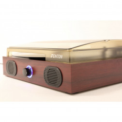 Fenton RP105 Retro Πικάπ με ηχεία Αναπαραγωγής Δίσκων Βινυλίου τύπου Belt Drive με USB