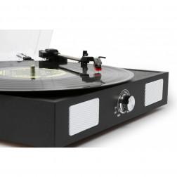 Fenton RP108B Retro Πικάπ με Ενσωματωμένα Ηχεία Αναπαραγωγής Δίσκων Βινυλίου τύπου Belt Drive με USB recording