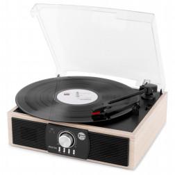 Fenton RP175LW  Retro Vintage Πικάπ με ηχεία  για Δίσκους Βινυλίου με Bluetooth και USB