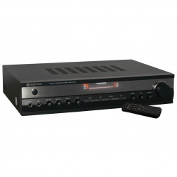 SkyTronic Πλήρες Hi-Fi πακέτο ήχου με Ενισχυτή Καραόκε + Ηχεία + Καλωδιώσεις