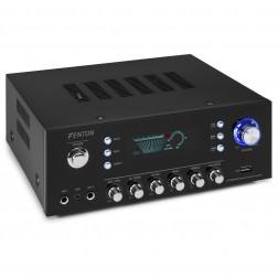 Fenton  AV120FM-BT Stereo HiFi Amplifier Bluetooth, USB, στερεοφωνικός HiFi ενισχυτής ήχου 2 καναλιών 2x 60W