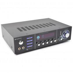 SkyTronic AV-320 Surround καραόκε ενισχυτής 5 καναλιών 2 x 100W με USB MP3