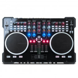 American Audio VMS-5 Dj Midi Controller για Virtual DJ VMS5