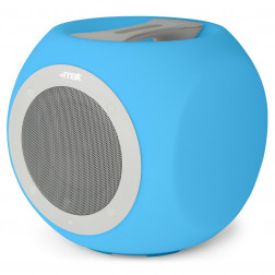 MaxCX1 Bluetooth φορητό αδιάβροχο ηχείο εξωτερικού χώρου με μπαταρία και LED με χρώματα