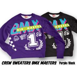 Stereo Panda Bmx masters crew  neck sweater