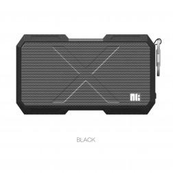 Nillkin X-Man Αδιάβροχο φορητό ασύρματο ηχείο Bluetooth Handsfree Powerbank μπαταρία 5200mah AUX / 3.5mm