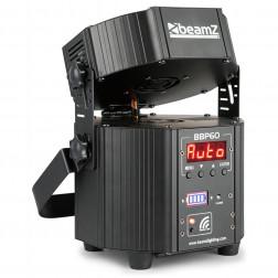 BeamZ BBP60 Uplighter επαγγελματικό σετ με 6 ασύρματους προβολείς σε flightcase με σύστημα φόρτισης