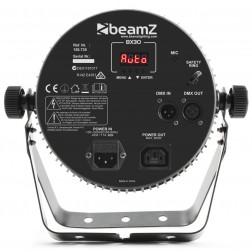 BeamZ BX30 DJ Strobe PAR ασύρματος προβολέας - φωτορυθμικό με τηλεχειριστήριο και επιδαπέδια βάση στήριξης
