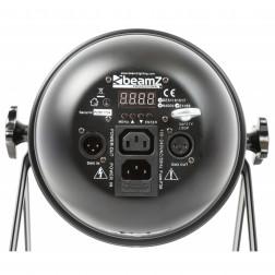 BeamZ LED Par 64 36x 3W RGBW LEDs επαγγελματικός προβολέας DMX με τηλεχειριστήριο και επιδαπέδια βάση στήριξης
