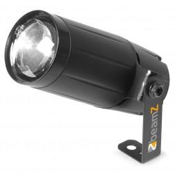 BeamZ Προβολέας Pin Spot Στενής Δέσμης PS6WB  6W  LED -Λευκό