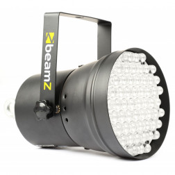 BeamZ Προβολέας Par 36 Spot 55x 10mm White LEDs