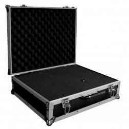 Accu Case ACF-SW/AC Μεταλλική Θήκη τύπου Flightcase με εσωτερικό αφρό foam για μεταφορά εξοπλισμού και μικροφώνων