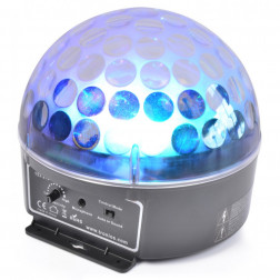 BeamZ Magic Jelly DJ Ball Πολύχρωμο Φωτορυθμικό με LED 3x 3W RGB