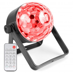 BeamZ PLS35 DJ Jellyball φωτορυθμικό εφέ με RGB-UV LED's